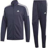 Agasalhos Fitness E Funcional Adidas Team Sports Azul