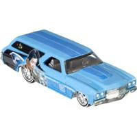 Veículo Hot Wheels Cultura Pop - 1:64 - Série Star Trek - Chevrolet - 70 Chevelle Delivery - Mattel - Masculino-Incolor