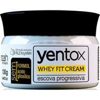 Whey Yentox Yenzah Escova Progressiva - Branco