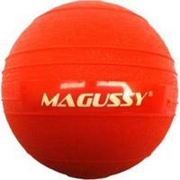 Medicine Ball Borracha 1Kg Magussy - Unissex