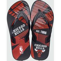 Chinelo Masculino Strike Nba Chicago Bulls Rider 11392