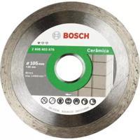 Disco Diamantado Para Corte Porcelanato Bosch, 105 Mm