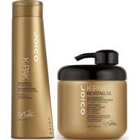 Joico Shampoo K-Pak To Repair Damage 300Ml+Mascara 480Ml,