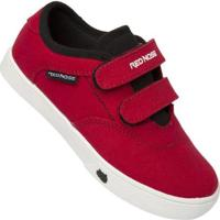ecdbf61ba645a Netshoes; Tênis Infantil Flux Red Nose Masculino - Masculino