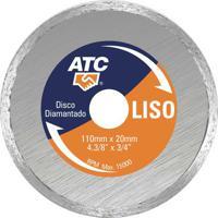 Disco Corte Mármore Diamantado Irwin Contínuo, 110 Mm - 2144