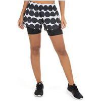 Shorts Feminino Adidas Marimekko