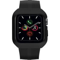 Pulseira Gorila Shield Dual Shock Para Apple Watch 42Mm Preto