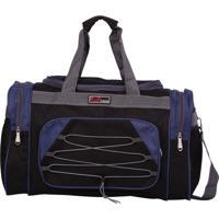 Bolsa Sacola De Viagem Média Yins Sv0210 Azul