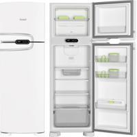 Refrigerador   Geladeira Consul Frost Free 2 Portas 275 Litros Branco - Crm35Nb
