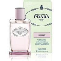 Perfume Feminino Les Infusions Iris Oeillet Prada Eau De Parfum 100Ml - Feminino-Incolor