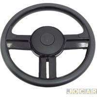 Volante - Haste - Rally Slim - Preto - Cada (Unidade) - H2-001Slim