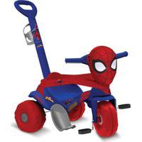 Triciclo Motoka Passeio & Pedal Homem Aranha