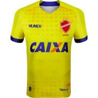 Camisa Numer Vila Nova Iii 2018/19 Goleiro Masculina - Masculino