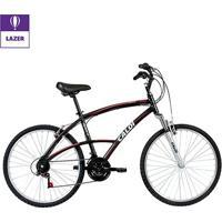 Bicicleta Aro 26 Caloi 100 Sport M 21 Marchas - Masculino