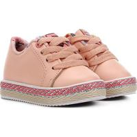 Sapato Infantil Molekinha Tiras Feminino - Feminino