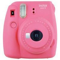 Câmera Instantânea Instax Mini 9 Fujifilm Rosa Flamingo - 705061148
