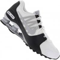 Tênis Nike Shox Avenue - Masculino - Branco/Preto