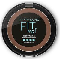 Pó Compacto Maybelline Fit Me R11 Marrom Escuro - Feminino-Incolor