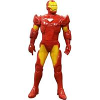Boneco Iron Man Gigante - Mimo - Disney - Unissex-Incolor