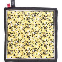 Lenço Masculino Pocketsquare - Amarelo
