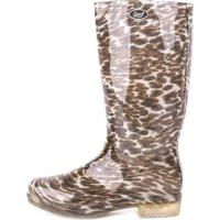 Galocha Animal Print- Marrom & Brancakesttou