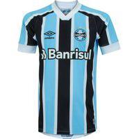 Camisa Do Grêmio I 21 Umbro - Masculina