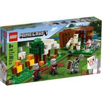 Lego Minecraft - Pillager Outpost - 21159