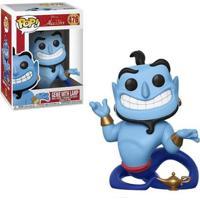 Boneco Funko Pop Disney Aladdin Genio Da Lâmpada 476 - Unissex