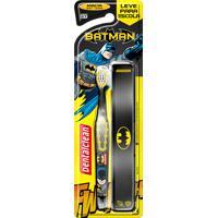 Escova Infantil Dentalclean Batman Macia 1 Unidade