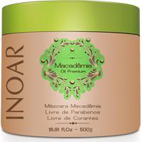 Mascara Inoar Macadamia 500 Ml