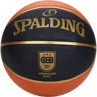 Bola De Basquete Spalding - Tf-50 Cbb - Unissex