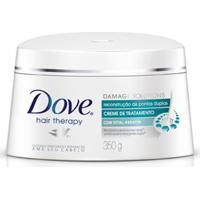 Creme De Tratamento Dove Hair Therapy Reconstrução De Pontas Duplas 350G