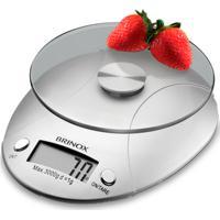 Balança Digital Para Cozinha 3 Kg - Balanças 15 X 18,5 X 4 Cm 2923/100