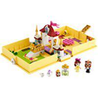Lego Disney Princess Aventuras Do Livro De Contos Da Bela