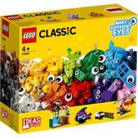 Lego - Classic - 451 Peças E Olhos - 11003 Lego 11003