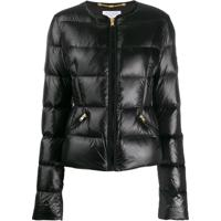 Escada Sport Quilted Puffer Jacket - Preto