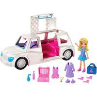 Polly Pocket Limousine Fashion - Mattel - Kanui