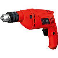 Furadeira De Impacto Einhell Th-Id 550/1 550W Vermelha E Preta