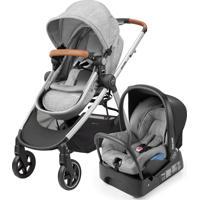 Carrinho De Bebê Travel System Anna Nomad Grey - Maxi-Cosi