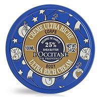 L'Occitane Creme Corporal Ultra Hidratante Karité Castelbajac - 100Ml