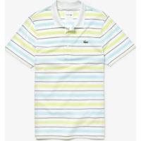 Camisa Polo Lacoste Sport Regular Fit Listrada Masculina - Masculino