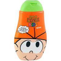 Shampoo Turma Da Monica Todos Os Tipos Cabelos Fios Brilhosos Macios Nutridos Hidratados 260Ml