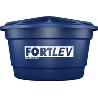Caixa D'Água 1500L Azul Polietileno - Fortlev - Fortlev