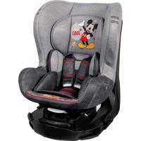 Cadeira Para Auto 0 A 18 Kg Disney Revo Denim Mickey Mouse Cinza