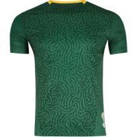 Camiseta Copa América 2019 Torcida Iii - Masculina - Verde Escuro