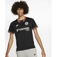 Camisa Nike Chelsea Iii 2019/20 Torcedor Pro Unissex