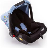 Bebê Conforto Bliss 0 A 13Kg Azul Patch - Cosco