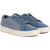 Tênis Infantil Lacoste Sportwear Masculino - Masculino-Azul