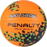 Bola De Vôlei Penalty Mg 3600 Fusion Viii - Unissex