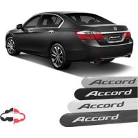 Friso Lateral Personalizado Honda Accord